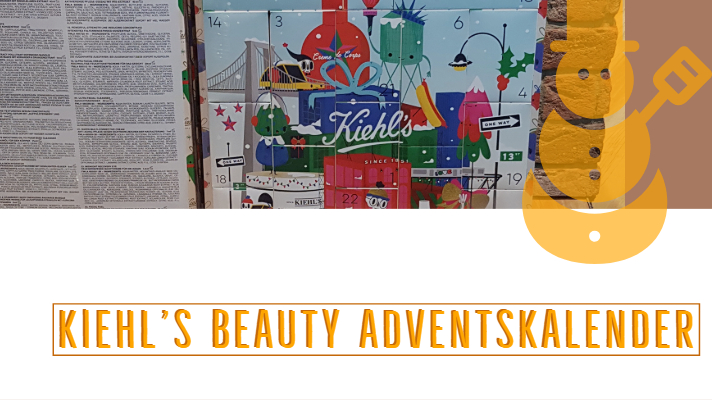 kiehls beauty adventskalender