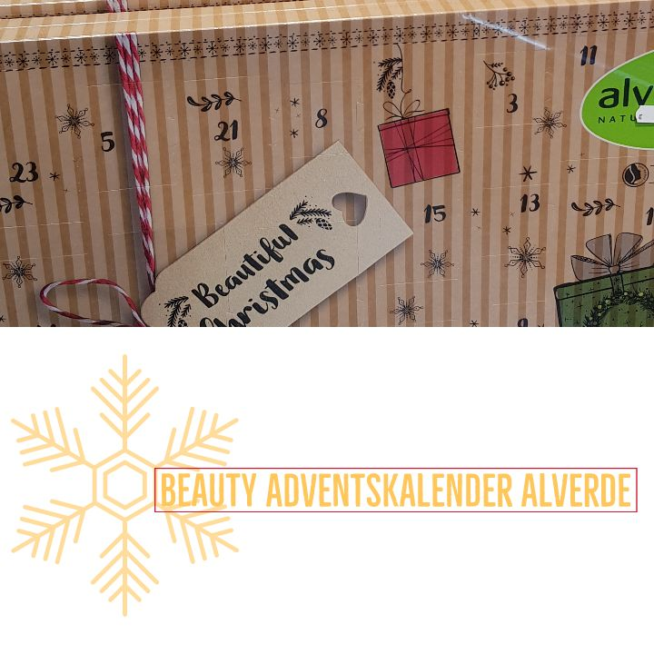 Beauty Adventskalender Alverde