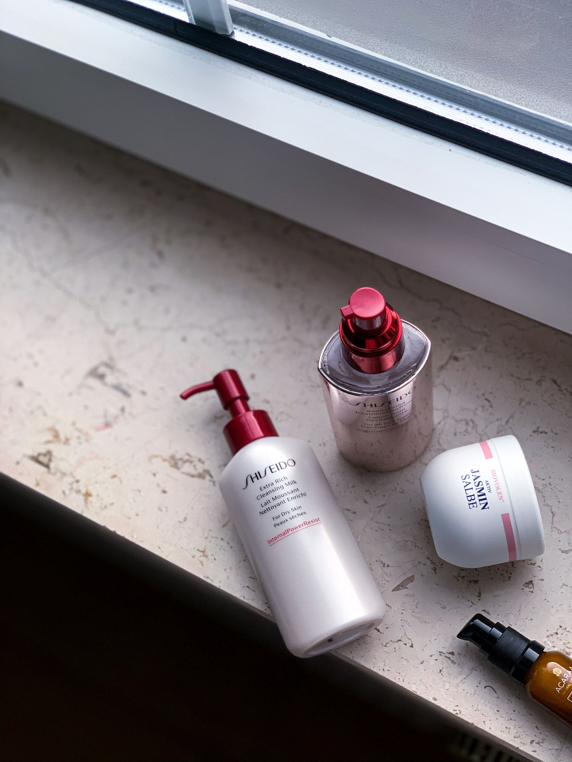 Shiseido Extra Rich Cleansing Milk Beautyroutine